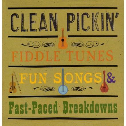Clean Pickin (CD)