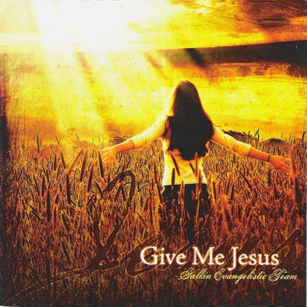 Give Me Jesus (CD)
