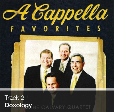 Track 02 - Doxology (Download)