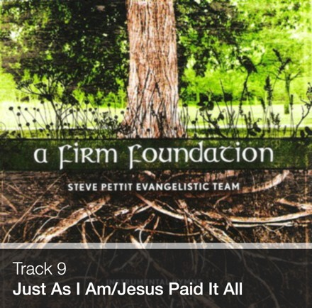 Track 09 - Just As I Am/Jesus Paid It All (Download)