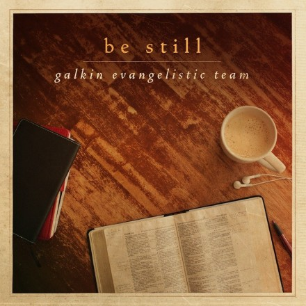 Be Still (CD Set)