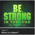 Track 11 - Where Is a Gideon? (Download)