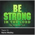 Track 15 - Name Medley (Download)