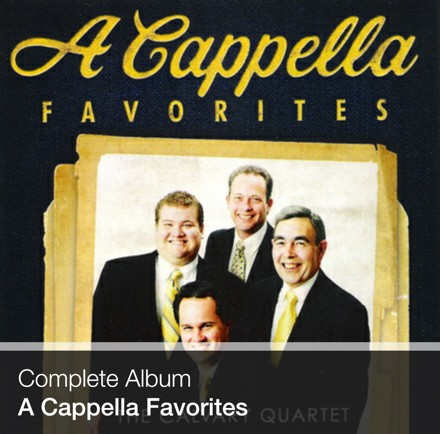 Complete Album - A Cappella Favourites (Download)