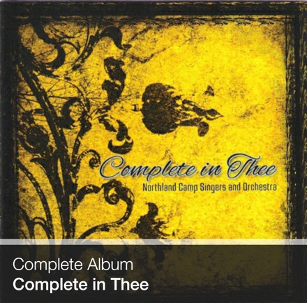 Complete Album - Complete In Thee (Download)