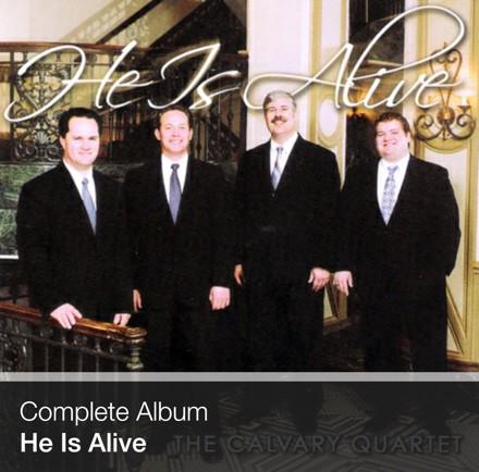 Complete Album - He Is Alive (Download)