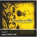 Track 07 - Jesus Paid It All (Download)