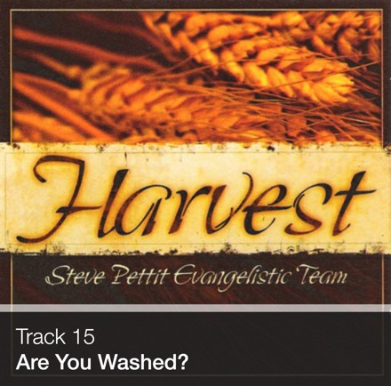 Track 15 - Are You Washed? (Download)