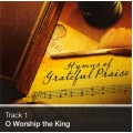 Track 01 - O Worship The King (Download)