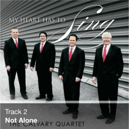 Track 02 -  Not Alone (Download)