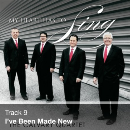 Track 09 - I've Been Made New (Download)